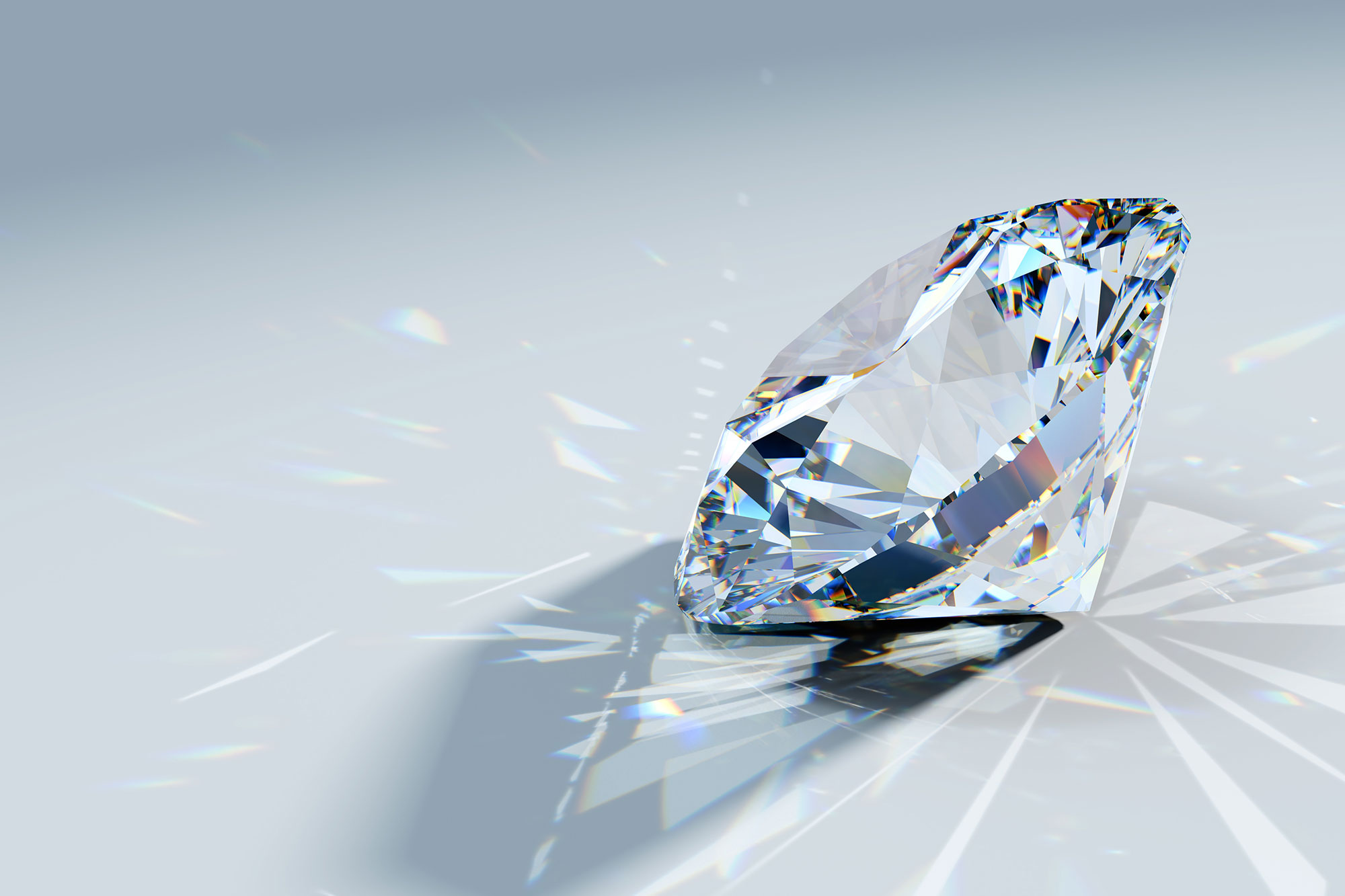 On the Color of Diamonds
