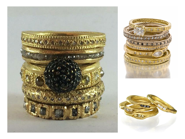 Stackable Rings for All to Envy