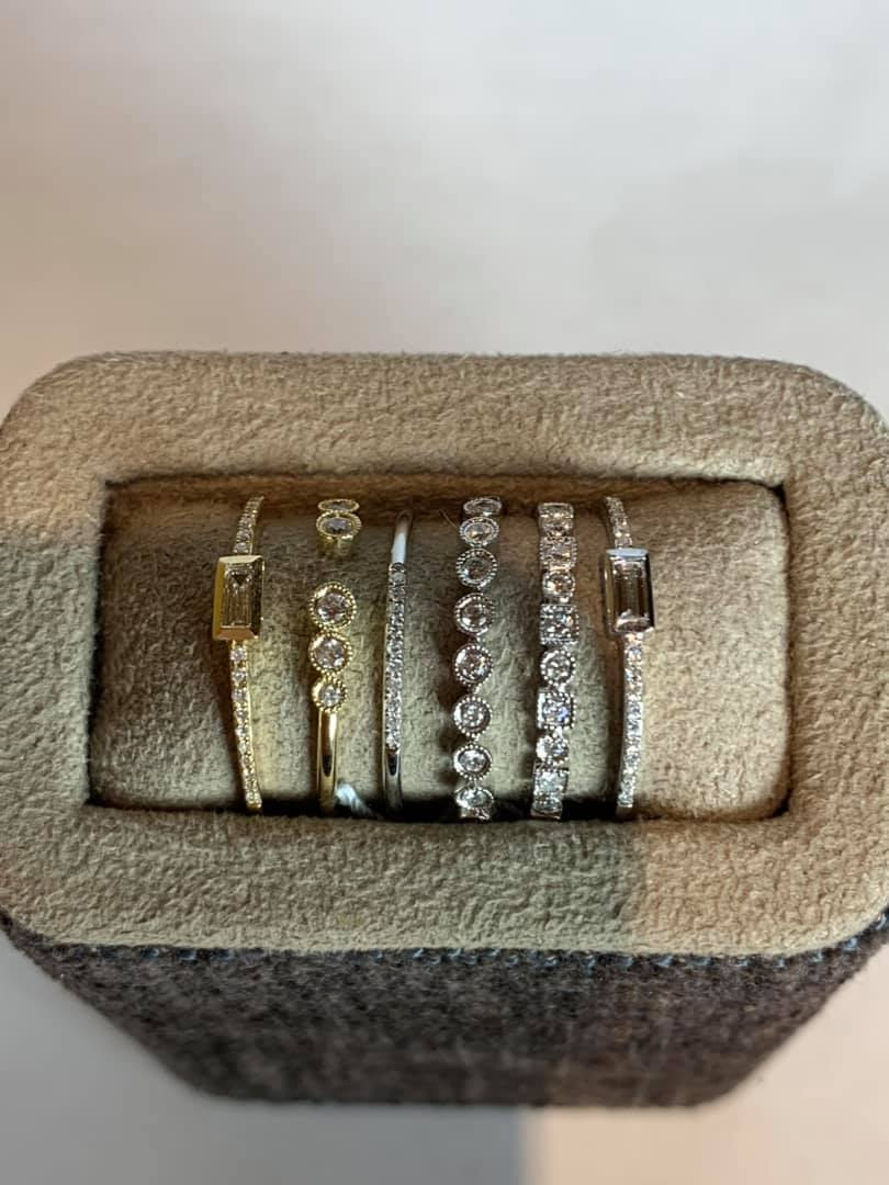 Stackable Rings On Sale
