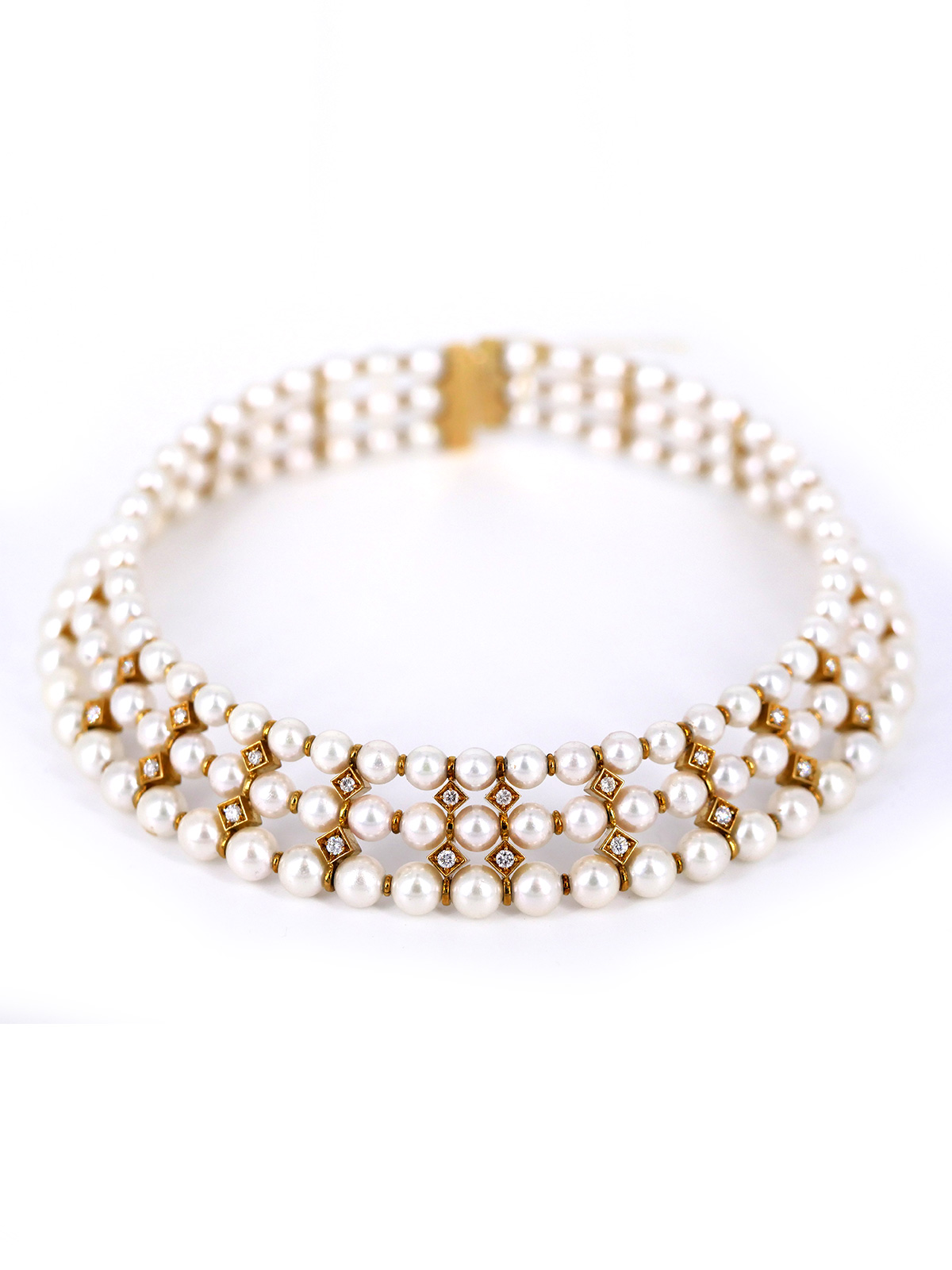 ICD Pearl Necklace