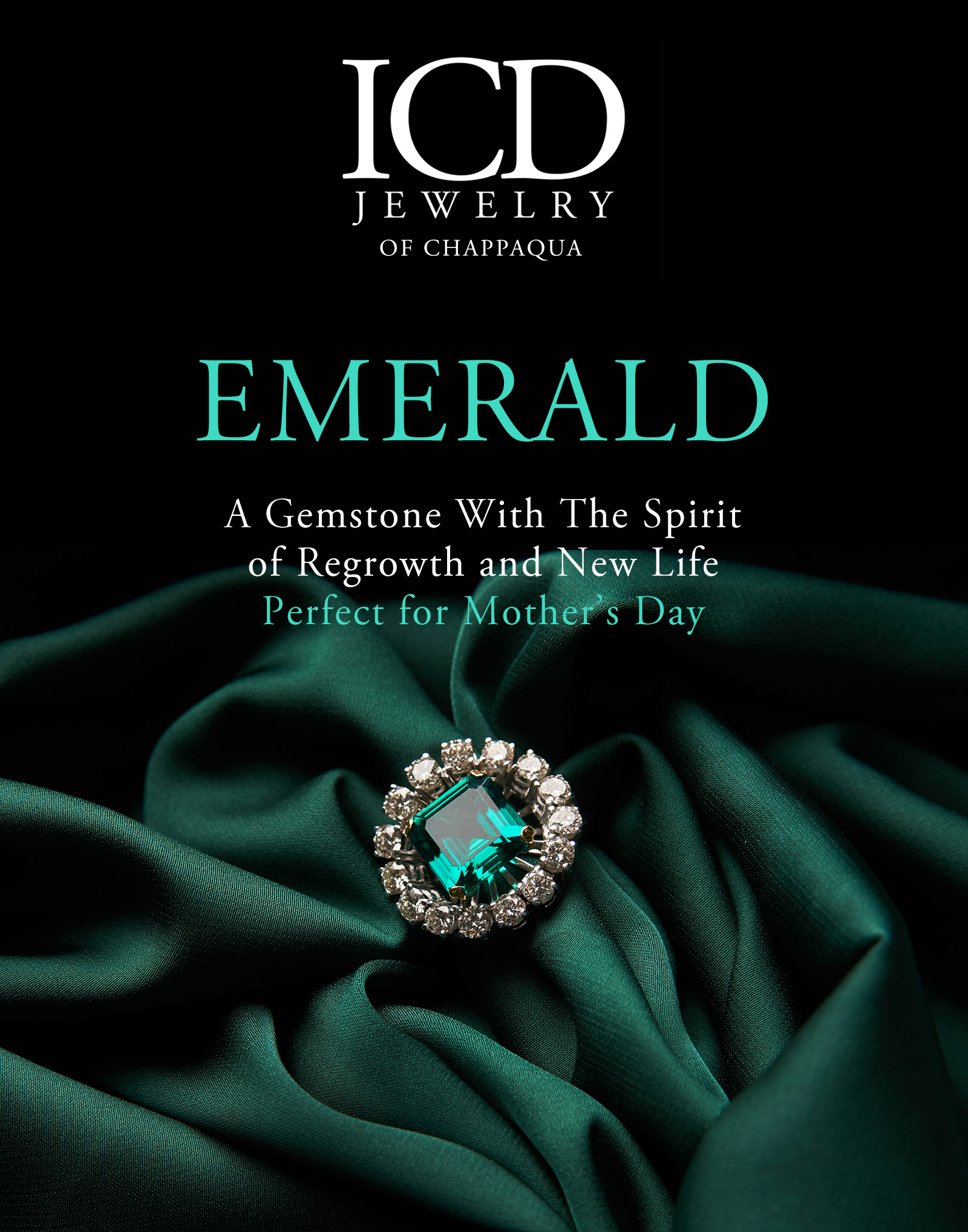 Emeralds: For May and Mother's Day
