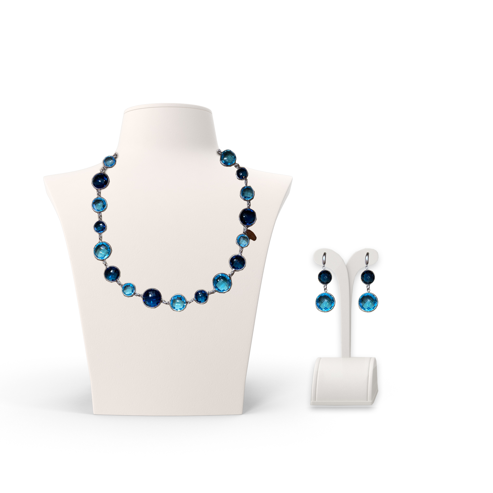 Blue Topaz Collection Zoccai