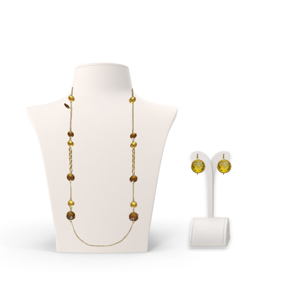 Zoccai Yellow Citrine Collection