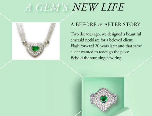 A Before & After Story: A Gem's New Life