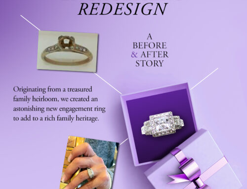 Engagement Ring Redesign