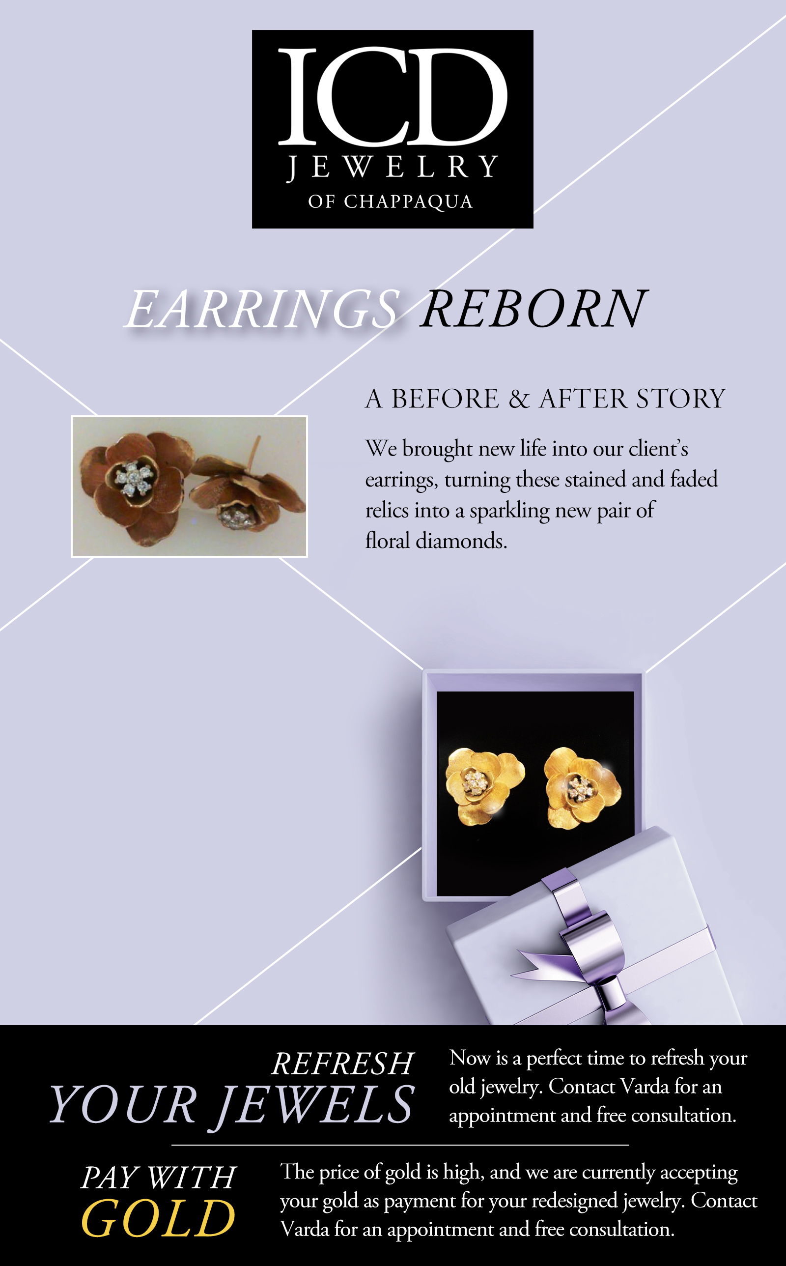 Earrings Reborn