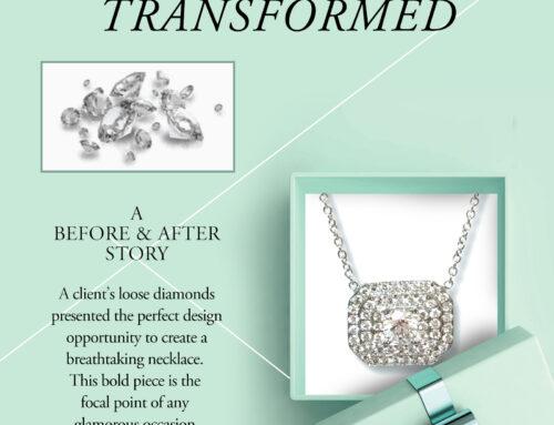 Diamonds Transformed